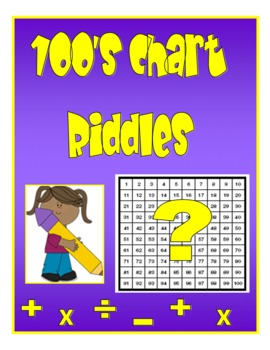 100th Day Math Riddle