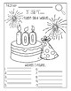 100th Day Math and Literacy Activities