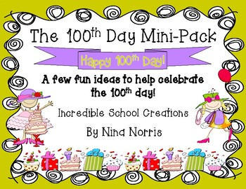 100th Day Mini Pack