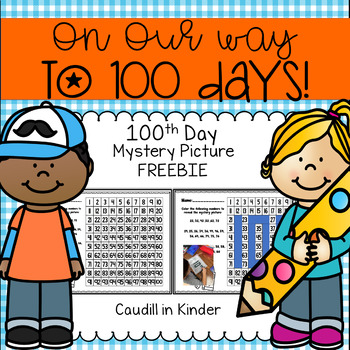 100th Day Mystery Picture