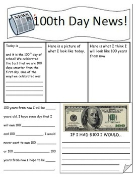 100th Day News