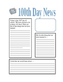 100th Day News!