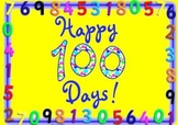 100th Day Number Grid Math Puzzle Game - Smart Notebook Lesson