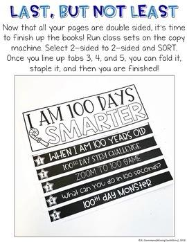 100th Day Of School Flipbook