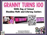100th Day of School: Granny Turns 100!