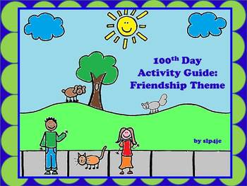 100th Day Pack: Friendship Theme
