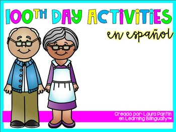 100th Day Packet in Spanish