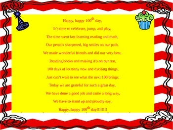 100th Day Powerpoint