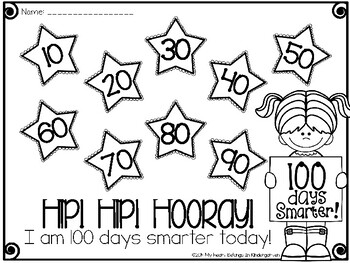 100th day of school freebie by my heart belongs in for 100th day of school crown template