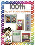 100th Day Projects and Activities