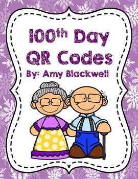 100th Day QR Codes