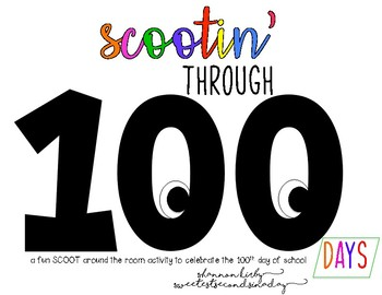 100th Day SCOOT