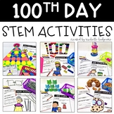 100th Day of School Activities | STEM Activities