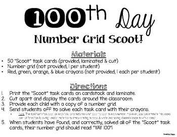 100th Day Scoot!