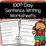 100th Day of School Reading and Writing
