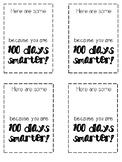 100th Day Smartie Treat