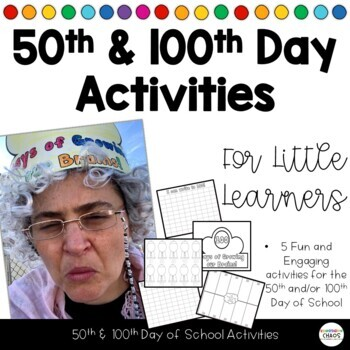 100th Day Station Amp Center Activities By Kindergarten