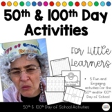 50th & 100th Day Station & Center Activities