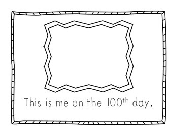 100th Day Student Book