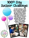 100th Day Sucker Challenge