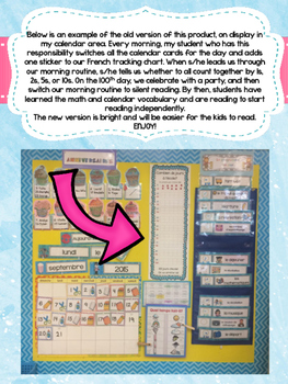 How many days of school - 100th Day Tracker with Ten Frame (English Version)