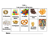 100th Day Trail Mix Mat