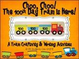100th Day Of School - Craftivity
