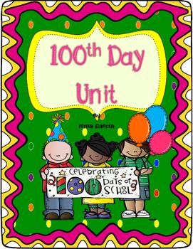 100th Day Unit