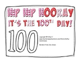 100th Day Unit for Early Elementary