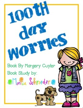 100th Day Worried: Book Study