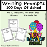 100th Day Writing Prompts