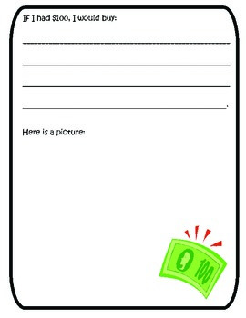 100th Day at School Student Activity Booklet