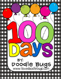 100th Day of Fun!  { Celebrating 100 days of School }
