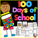 100th Day of School - 100 Days Smarter