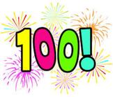 100th Day of School:  100 Items I Like and Dislike