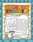 100th Day of School Math and Literacy
