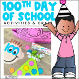100th Day of School Activities and Craft