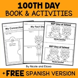 Mini Book and Activities - 100th Day of School