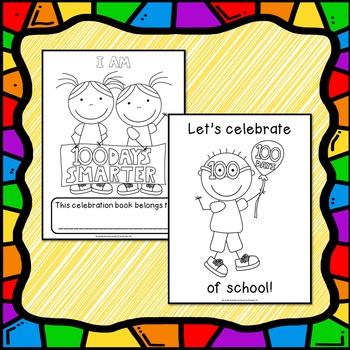 100th Day of School Activities (Kindergarten, 1st and 2nd Grade)