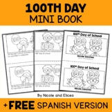 100th Day of School Book Activity