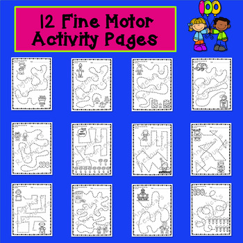 100th Day of School Activities : 100th Day of School Tracing -Fine Motor Skills