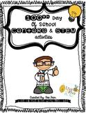 100th Day of School Activities {STEM & CENTER FUN}