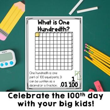 100th Day of School Activities Big Kids