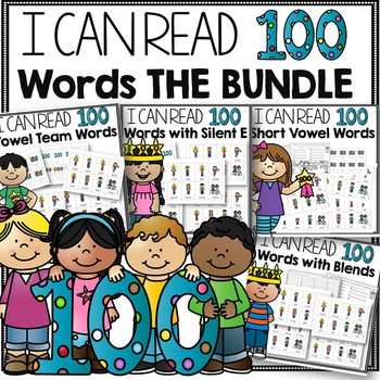 100th Day of School Activities THE BUNDLE