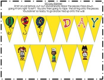 100th Day of School Activities and Craftivities (Common Core aligned)
