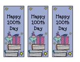 100th Day of School Activities and Game