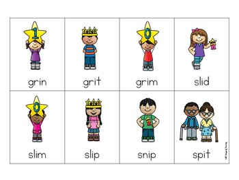 100 Days of School Activity Beginning and Ending Blends