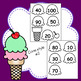 100th Day of School Activity - (Build an Ice Cream Cone)