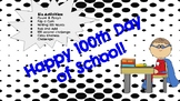 100th Day of School Activity Pack