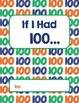 100th Day of School Activity Pack:  6 Fun Literacy and Math Activities